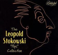 VARIOUS - The Leopold Stokowski  Pops... CD ** Excellent Condition **