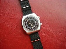 Vintage Sicura Breitling Automatic Men's Watch 6