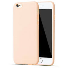 360° Candy Color Shockproof Silicone Soft Case Covers Shell for iPhone 6 6s Plus