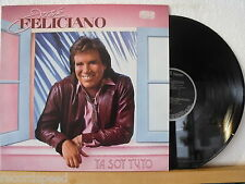 ★★ LP - JOSE FELICIANO - Ya Soy Tuyo - GER RCA 1985 - Record in Near Mint
