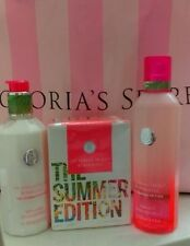 Victoria Secret BOMBSHELL THE SUMMER EDITION EAU DE PARFUM BODY MIST BODY LOTION