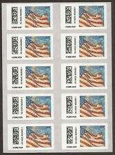 US CVP91 Flag at Dusk Vended ATM forever sheet MNH 2014