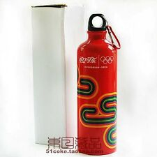 Coca Cola London Olympic's outdoor sports metal aluminum kettle/aluminum bottle