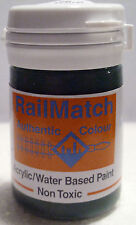 RailMatch 2300 BR Standard Locomotive Green (Steam & Diesel) Acrylic 18ml Pot