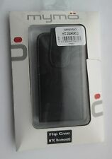 NEW FLIP POUCH/CASE FOR HTC DIAMOND 2 IN BLACK
