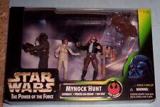 Mynock Hunt 1998 POTF STAR WARS Power of the Force Cinema Scene MISB
