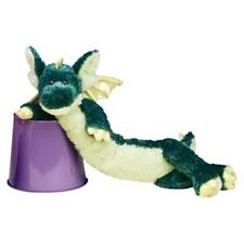 MELISSA & AND DOUG LONGFELLOW GREEN PLUSH DRAGON SOFT TOY GIFT NEW