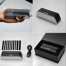 MSRX6 bande magnétique swipe credit card reader writer encoder magstripe MSR605