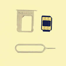Unlock Card R-SIM For iphone 6/6plus/5s/5c/5/4s work for iOS 6.x 7.x 8x FG4