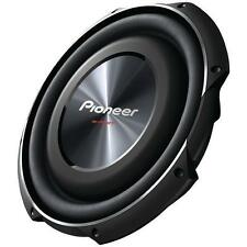 "NEW Pioneer TS-SW3002S4 1500W 12"" TS Series Shallow Mount Single 4 ohm Subwoofer"