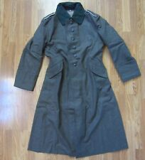 WWI GERMAN  M1915 WOOL COMBAT WINTER WOOL OVERCOAT-LARGE