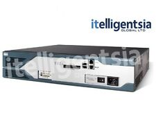 Cisco 2821-SEC/K9 Gigabit Modular Router - 1 Year Warranty - £50 ex VAT