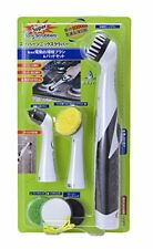 Electric cleaning brush super sonic scrubber body set