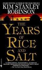 The Years of Rice and Salt Robinson, Kim Stanley Mass Market Paperback