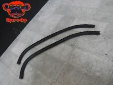 96 MAZDA MIATA CONVERTIBLE SIDE WEATHER STRIP RUBBER LINER SEAL OEM RIGHT LEFT