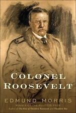 Colonel Roosevelt by Edmund Morris (2010 Hardcover) AUTOGRAPHED Signed by Author