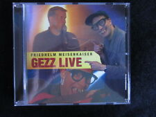 Friedhelm Meisenkaiser - Gezz Live (CD)