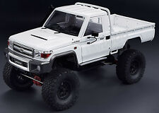 RC 1/10 Truck HARD Body Shell TOYOTA LAND CRUISER 70 PICK UP For AXIAL SCX10