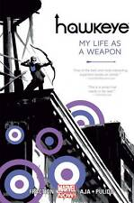 HAWKEYE VOL 1 MY LIFE AS A WEAPON TPB MATT FRACTION MARVEL NOW