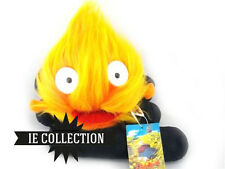 IL CASTELLO ERRANTE DI HOWL CALCIFER PELUCHE plush fuoco fire Moving Castle doll