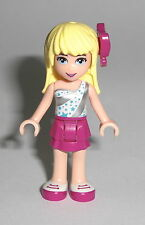 LEGO Friends Popstar - Stephanie (41106) - Figur Minifig Heartlake Tourbus 41106