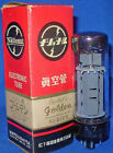 "NOS / NIB Matsushita EL34 / 6CA7 Twin ""D"" Getter 1959 Golden Series for Hi Fi"