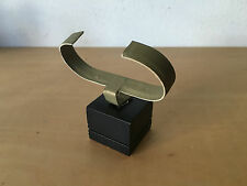 Used - Watch SUPPORT SOPORTE Reloj - Black Wood - 3,7 x 3,7 x 3 cm - Usado
