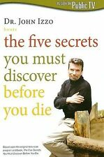 Dr. John Izzo: Five Secrets You Must Discover Before You Die (DVD, 2008, 3-Disc…