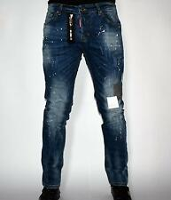 DSQUARED2 MENS JEANS SIZE : 50