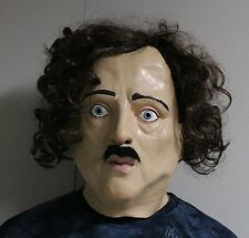 Latex Edgar Allan Hoe Maschera Per Costume Halloween The Following