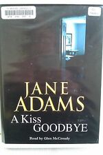 A Kiss Goodbye by Jane Adams: Unabridged Cassette Audiobook (P2)
