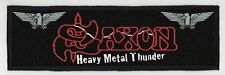 SAXON SUPERSTRIP PATCH / SPEED-THRASH-BLACK-DEATH METAL