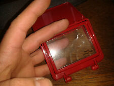 Nintendo GameBoy Advance SP MAGNIFIER CASE - RED - SPIDERMAN 2  * NEW RARE
