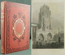 VEUILLOT - PELERINAGES DE SUISSE - 1877 MAME - EAUX FORTES - HISTOIRE RELIGION