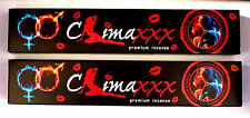 2 x 15g Boxes Nandita CLIMAXX Adults Only Erotic Premium Incense Insence Sticks