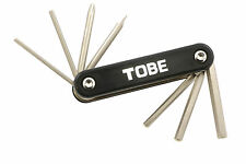 TOBE 7 IN ONE MULTI CYCLE TOOL SUIT ROAD BIKE,MTB,ANY BICYCLE MASSIVE SAVING