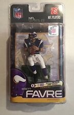 BRETT FAVRE McFarlane NFL SERIES 23 Minnesota Vikings Hall Of Fame HOF