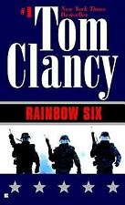 A Jack Ryan Novel: Rainbow Six 9 by Tom Clancy (1999, Paperback, Reprint)
