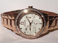 CITIZEN Lady Eco Drive Day Date FD2013-50A   rrp £229