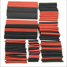 150pcs Assortment Ratio 2:1 Heat Shrink Tubing Tube Sleeving Wrap Wire Cable Kit