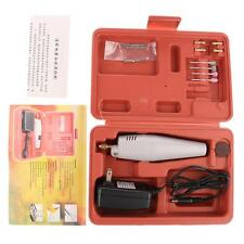 S027 Mini DC Multifunction Small Electric Grinder Mill Electric Drill Set+Power