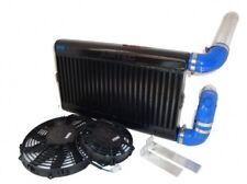Ford Fiesta RS Turbo Airtec Stage 2 Black Alloy Intercooler Kit Twin Fans