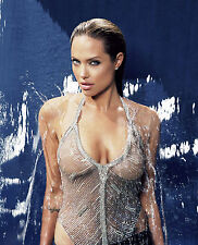 ANGELINA JOLIE 8X10 GLOSSY PHOTO PICTURE IMAGE #4