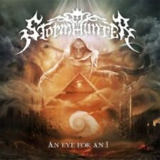 "Stormhunter ""An Eye For An I"" CD [GERMAN HEAVY METAL, Running Wild & Helloween]"