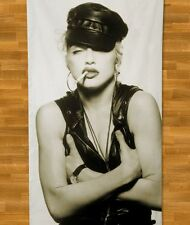 "Madonna Beach Towel 55"" NEW Summer MDNA Justify My Love"