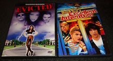 EVICTED w/BILL & TED'S EXCELLENT ADVENTURE-2 movies-SHANNON ELIZABETH, K REEVES