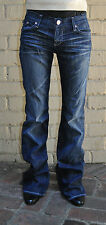 Rock & Republic Winger Quaalude Pink  Blue Jeans 26 USA  Womens