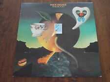 "NICK DRAKE - PINK MOON vinile ""12 originale UK"