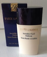 ESTEE LAUDER INVISIBLE FLUID MAKEUP *DAWN 2WN1* NEW IN BOX FULL SIZE 1.0oz