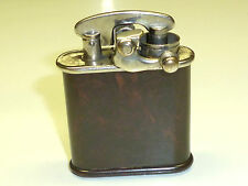 "COLIBRI SEMI-AUTOMATIC LIGHTER ""KICKSTARTER"" WITH BAKELITE CORPUS -1930 -BRITISH"